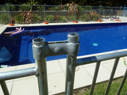 Compliant Temporary Pool Fencing